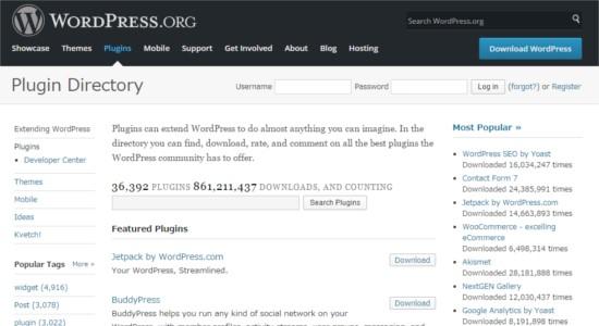 WordPress(ワードプレス)org